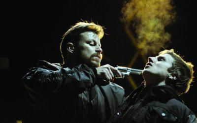 Фильмы про маньяков: Служитель зла. 2010 год. Триллер, криминал, детектив, серийный убийца.