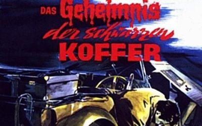 Фильмы про маньяков: Тайна черного ящика. 1962 год. Триллер, криминал, детектив, серийный убийца.