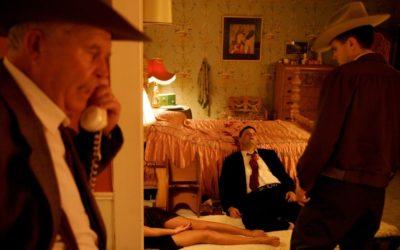 Фильмы про маньяков: Убийца внутри меня. 2010 год. Триллер, криминал, детектив, серийный убийца.