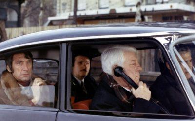 Фильмы про маньяков: Убийца. 1971 год. Триллер, криминал, детектив, серийный убийца.