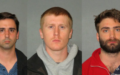 Криминальные новости: Арестованы члены студенческого братства