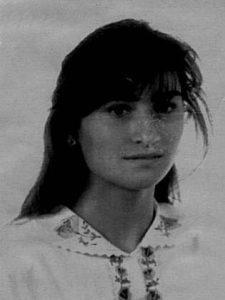 Жертва маньяка Педро Луиса Гальего -Летисия Лебрато.