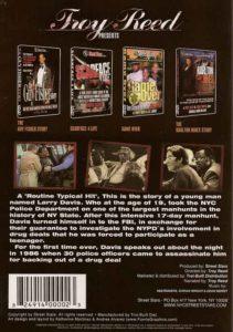 История убийцы Ларри Дэвиса на DVD.