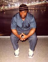 Фото серийного убийцы наркоторговцев - Ларри Дэвиса.