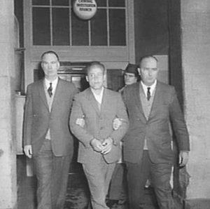 Арестованный маньяк Уильям Макдональд.
