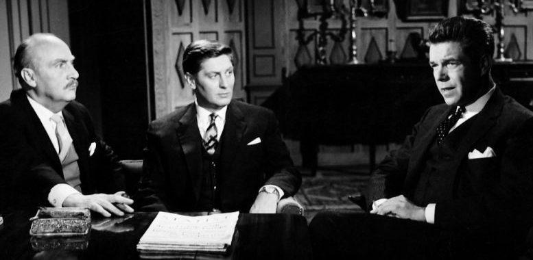 Фильмы про маньяков: Доносчик. 1963 год. Триллер, криминал, детектив, серийный убийца.