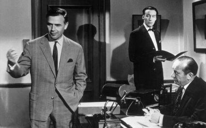 Фильмы про маньяков: Тайна золотистых нарциссов. 1961 год. Триллер, криминал, детектив, серийный убийца.
