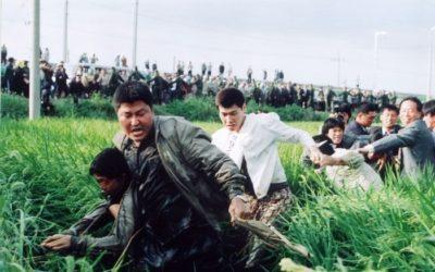 Фильмы про маньяков: Воспоминания об убийстве. 2003 год. Триллер, криминал, детектив, серийный убийца.