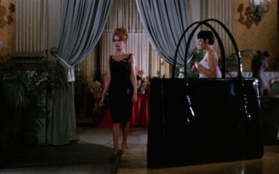 Фильмы про маньяков: Кровь и черные кружева. 1964 год. Триллер, криминал, детектив, серийный убийца.
