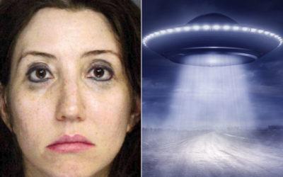 Скандалы и криминал: Женщина убила своего мужчину из-за культа инопланетян