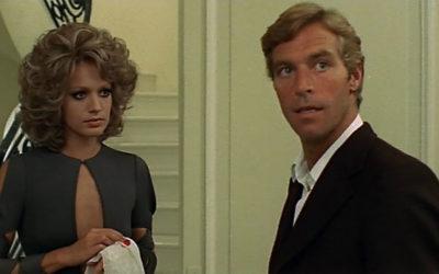 Фильмы про маньяков: Кошка о девяти хвостах. 1970 год. Триллер, криминал, детектив, серийный убийца.