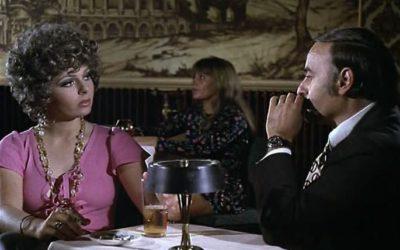 Фильмы про маньяков: Стрекоза на каждом трупе. 1975 год. Триллер, криминал, детектив, серийный убийца.