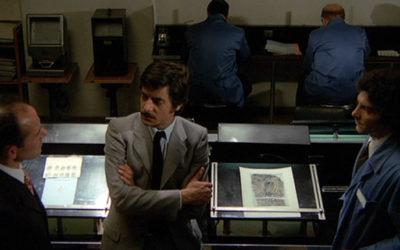 Фильмы про маньяков: Черное брюхо тарантула. 1971 год. Триллер, криминал, детектив, серийный убийца.