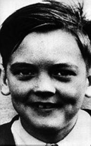 Джон Килбраид - убитый маньяком Иэном Брейди.