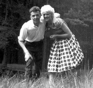 Серийные убийцы Иэн Брейди и Майра Хиндли.