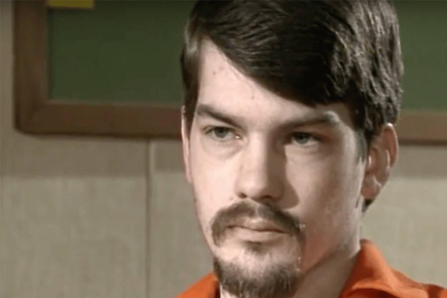 Серийный убийца детей Уэстли Аллан Додд.