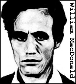 Серийный убийца Уильям Макдональд.