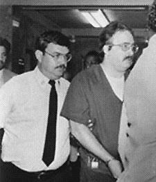 Арест маньяка Роберта Эндрю Берделла.