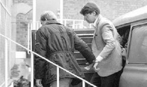 Арест маньяка Денниса Эндрю Нильсена.