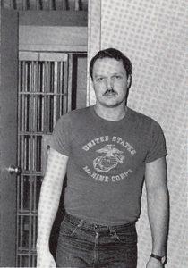 Серийный убийца Ларри Эйлер.