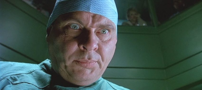 Фильмы про маньяков: Хихикающий доктор. 1992 год. Триллер, криминал, детектив, серийный убийца.