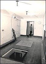 Комната, где казнили маньяка Уэстли Додда.