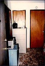 Квартира, где проживал маньяк Уэстли Додд.