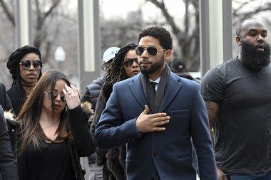 Скандалы и криминал: Город Чикаго готовит иск против актера Джусси Смоллетта