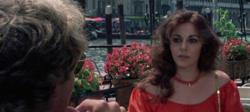 Фильмы про маньяков: Кровь в Венеции. 1979 год. Триллер, криминал, детектив, серийный убийца.