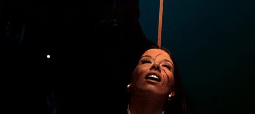 Фильмы про маньяков: Птица с хрустальным оперением. 1970 год. Триллер, криминал, детектив, серийный убийца.
