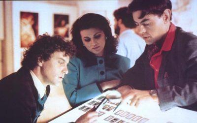 Фильмы про маньяков: Фотография Джойи. 1987 год. Триллер, криминал, детектив, серийный убийца.