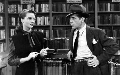 Фильмы про маньяков: Глубокий сон. 1946 год. Триллер, криминал, детектив, серийный убийца.