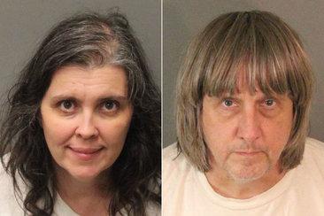 Скандалы и криминал: Обвиняемые в жестоком обращении с детьми Дэвид и Луиза Терпины получили пожизненный срок