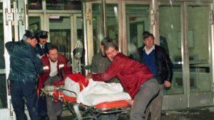 Жертвы растрела в университете Монреаля.