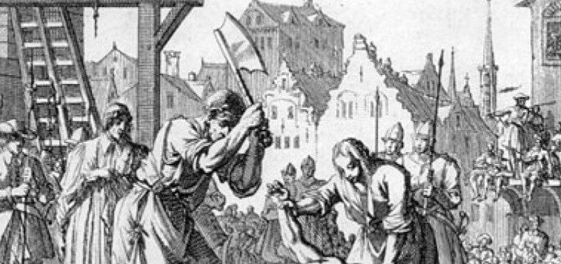 Кровавая История: Наказание мятежников