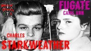 Фото серийного убийцы Чарльза Старквезера и его подруги Кэрил Фьюгейт