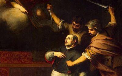 Кровавая История: Канонизированный садист