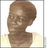 Жертва 18-летняя Шанель Девон Вильямс.
