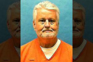 Серийный убийца Роберт Джозеф Лонг незадолго до смерти.