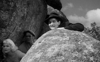 Фильмы про маньяков: История Бонни Паркер. 1958 год. Триллер, криминал, детектив.