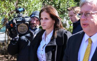 Скандалы и криминал: Бывший помощник тренерапо женскому футболуЛаура Янке признала себя виновной