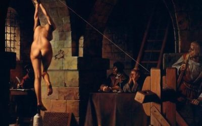 Кровавая История: Инквизиторы и жесточайшие пытки женщин