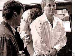 Арестованный маньяк Джек Унтервегер.