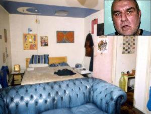 Квартира маньякаЭнтони Харди.