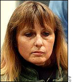 Michelle Martin, ex-wife of Mark Dutroux