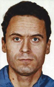 Серийный убийца Тед Банди.