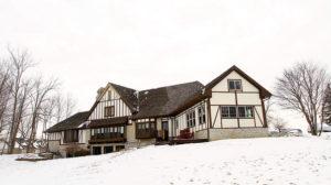 Дом маньяка Герберта Баумейстера.