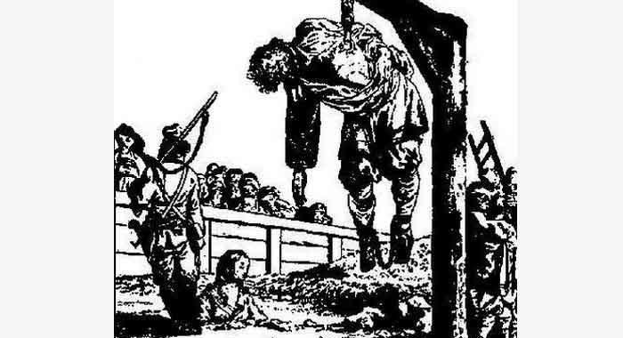Кровавая История: Закопанные заживо