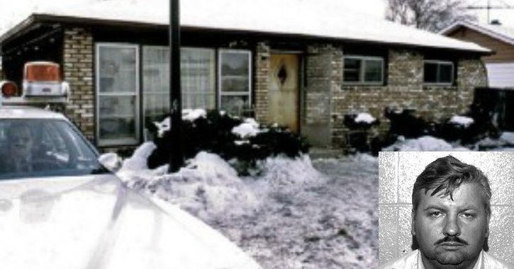 Дома ужасов: Дом Джона Уэйна Гейси