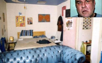Дома ужасов: Квартира в Северном Лондоне, где жил маньяк Энтони Харди
